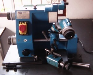 Photo of the Tool And Cutter Grinder I bought In Bangkok, Thailand