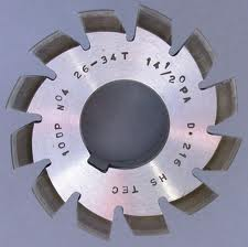 Image of a Gear Cutter