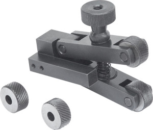 Image showing a Lathe Knurling Tool