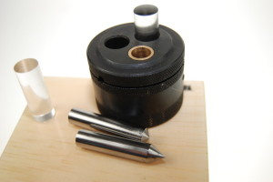Photo of an Optical Centre Punch