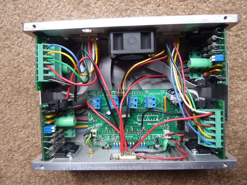 Image showing Stepper Controller