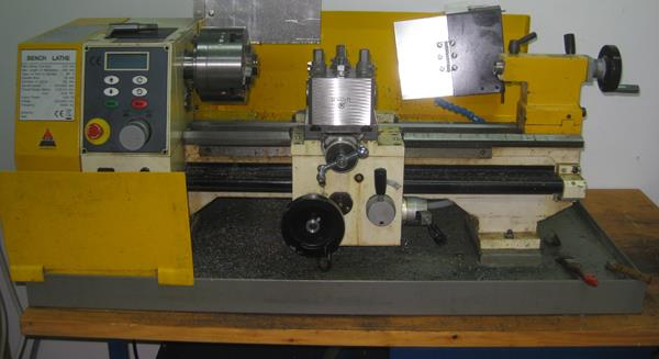 Photo of My Sieg CS4 Lathe Bought As A Comet VS Lathe from Chester Machine Tools