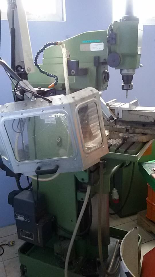 Image showing Deckel FP1 Milling Machine Photo 1