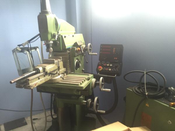 Image of Deckel FP1 Milling Machine Photo 2