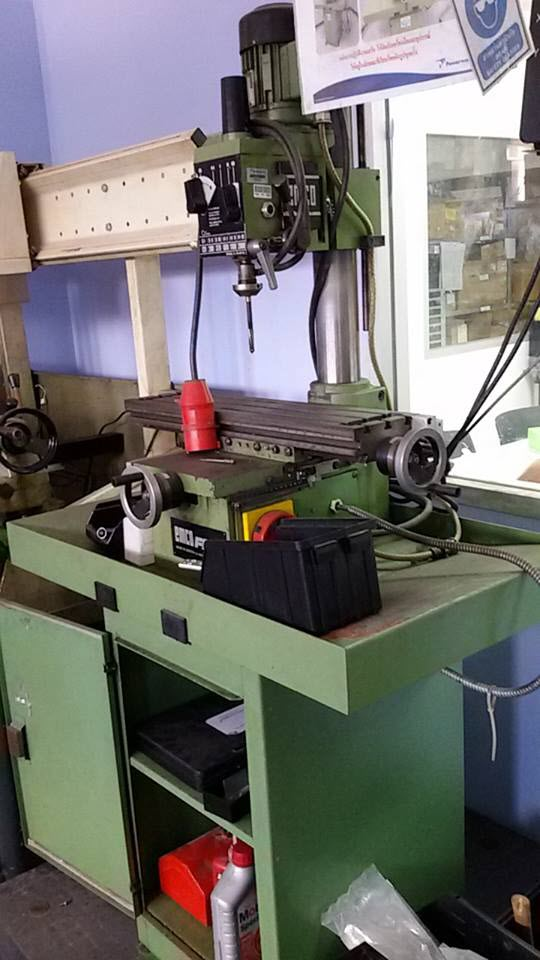 Image of EMCO FB2 Milling Machine Photo 2