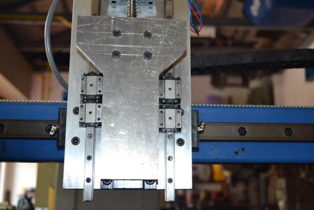 Image of Made In Thailand by Model Engineer CNC Plasma Cutting Machine Cutting Gantry Assembly 2