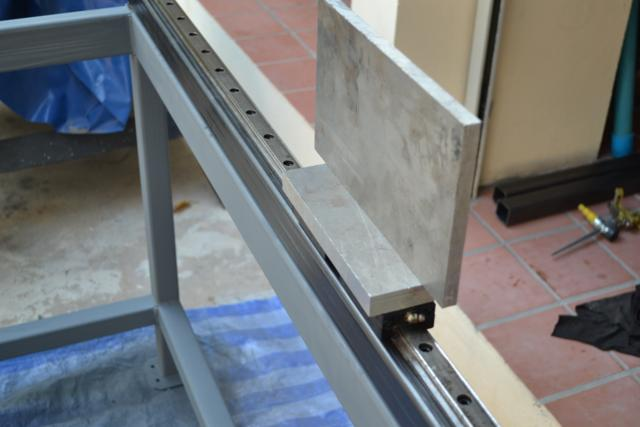 Image of Made In Thailand by Model Engineer CNC Plasma Cutting Machine Linear Motion 1