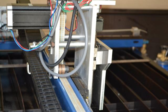 Image of Made In Thailand by Model Engineer CNC Plasma Cutting Machine Linear Motion Detail 1