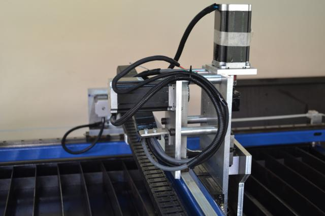 Image of Made In Thailand by Model Engineer CNC Plasma Cutting Machine Linear Motion Stepper Motors Details 1